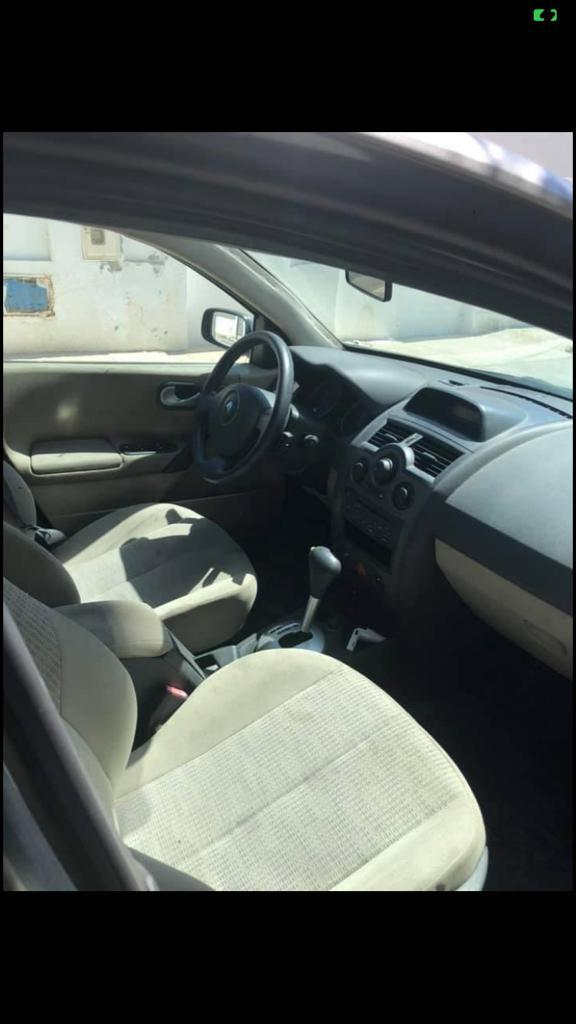vente voiture occasion boite automatique tunisie renault megane