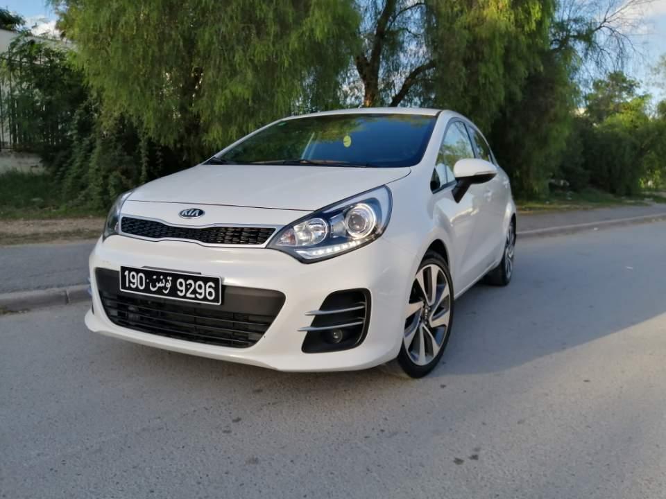 vente voiture occasion tunisie kia rio coupé