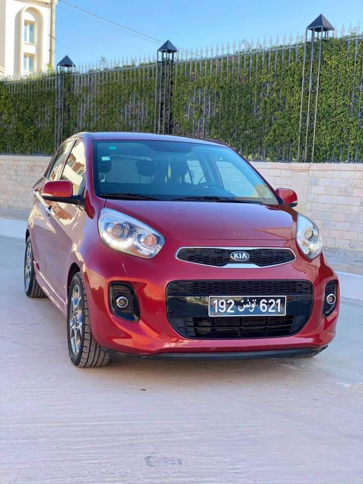 vente voiture occasion boite automatique tunisie kia picanto