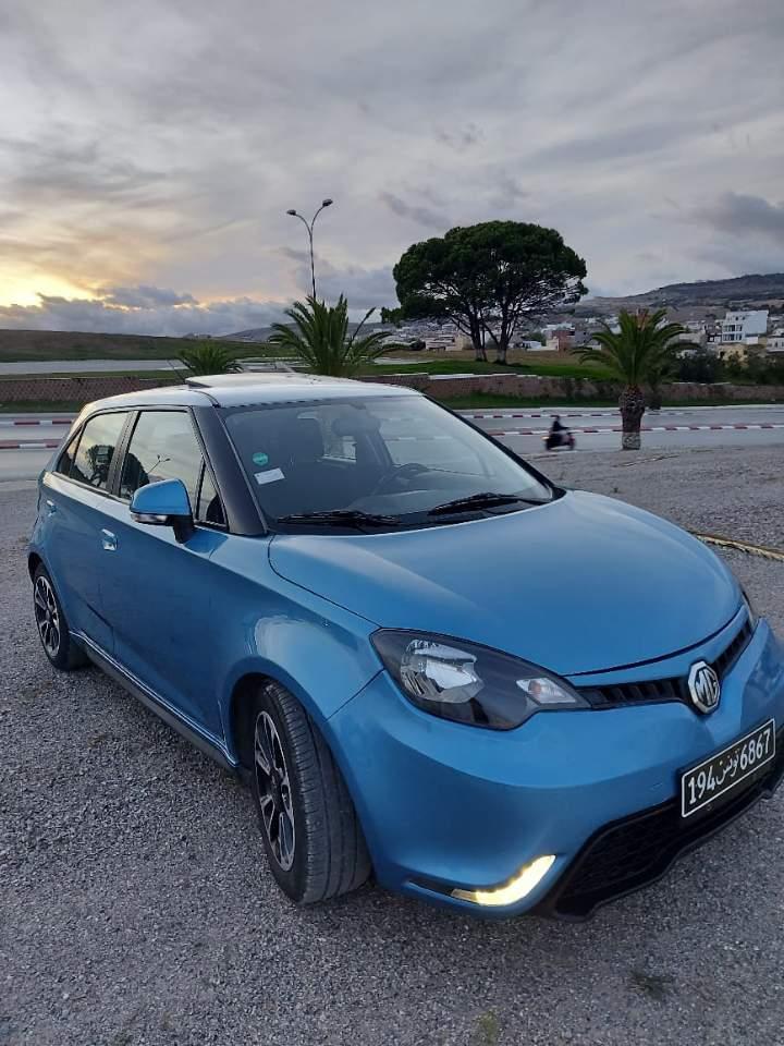 vente voiture occasion tunisie mg 3
