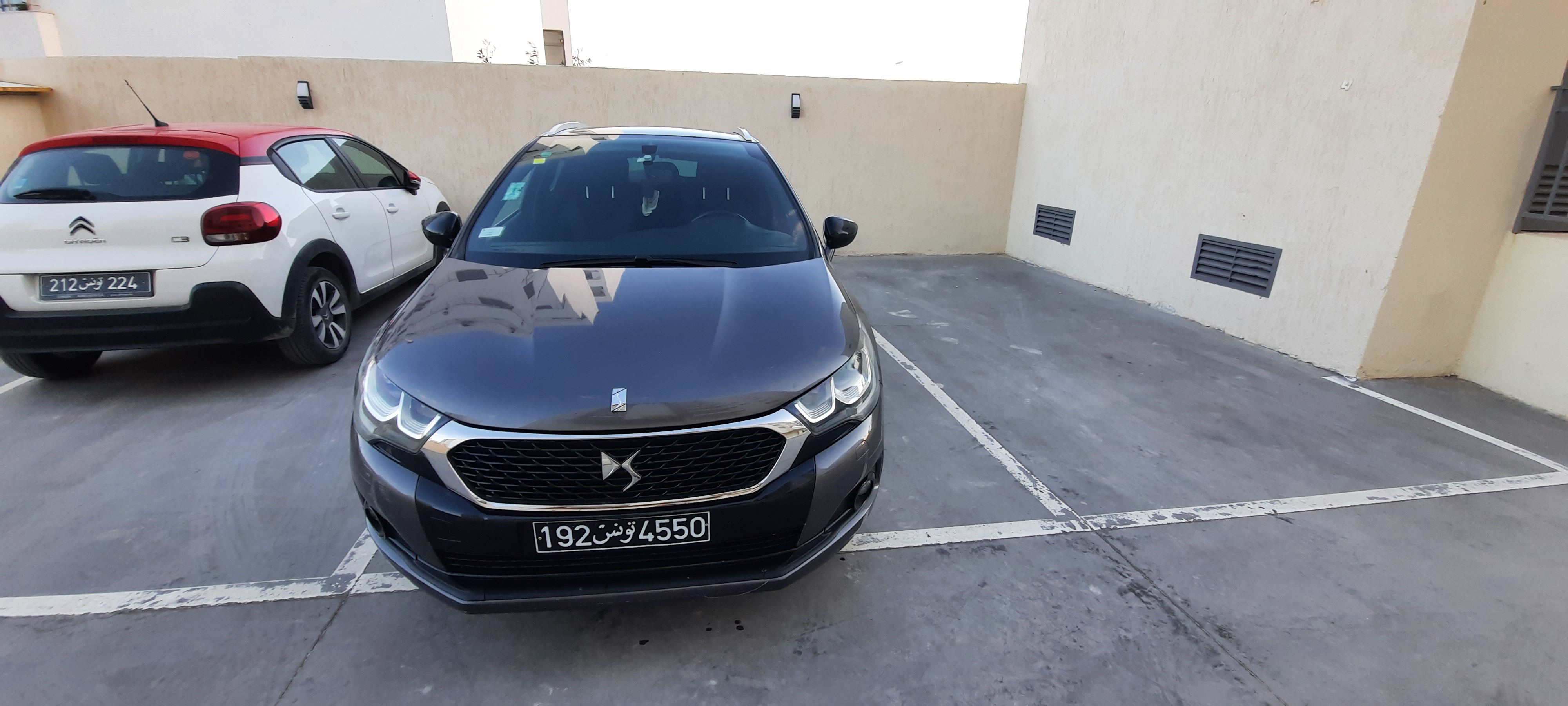 vente voiture occasion tunisie ds 4 crossback