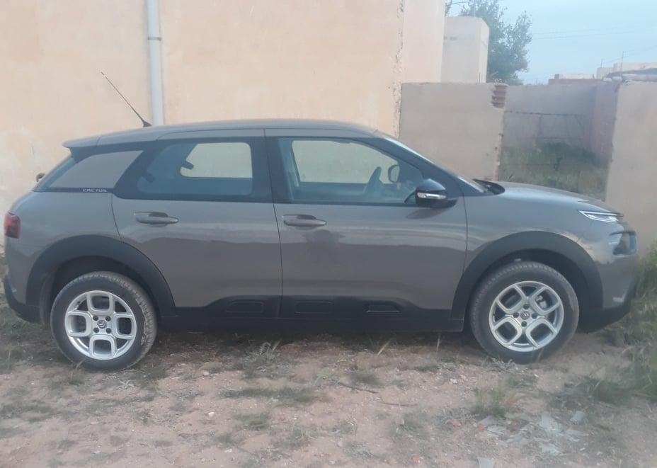 vente voiture occasion tunisie citroen c4 cactus berline