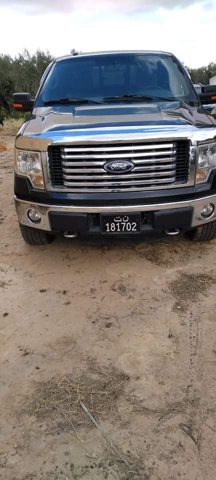 vente voiture occasion tunisie ford f-150