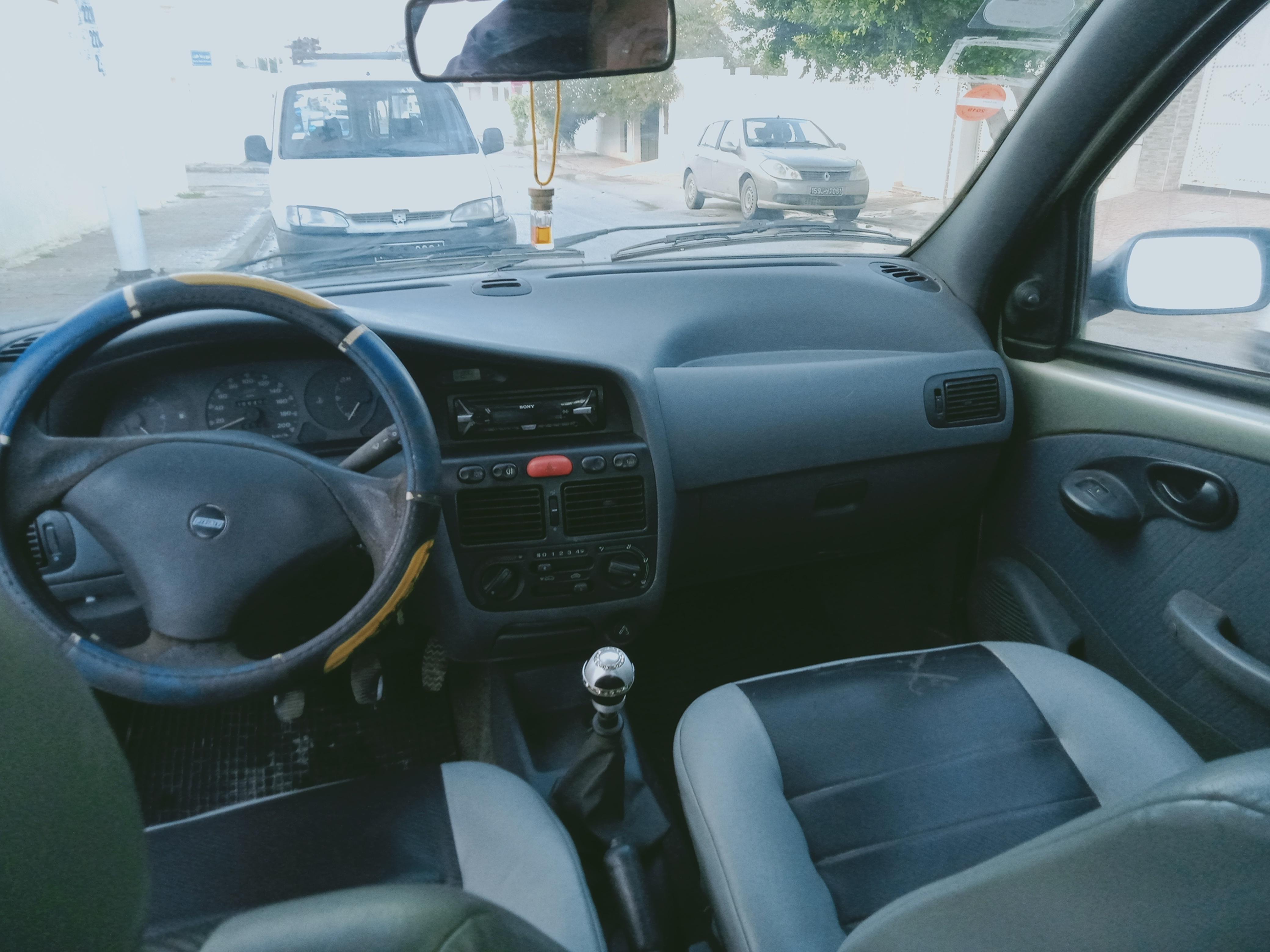 vente voiture occasion tunisie fiat palio
