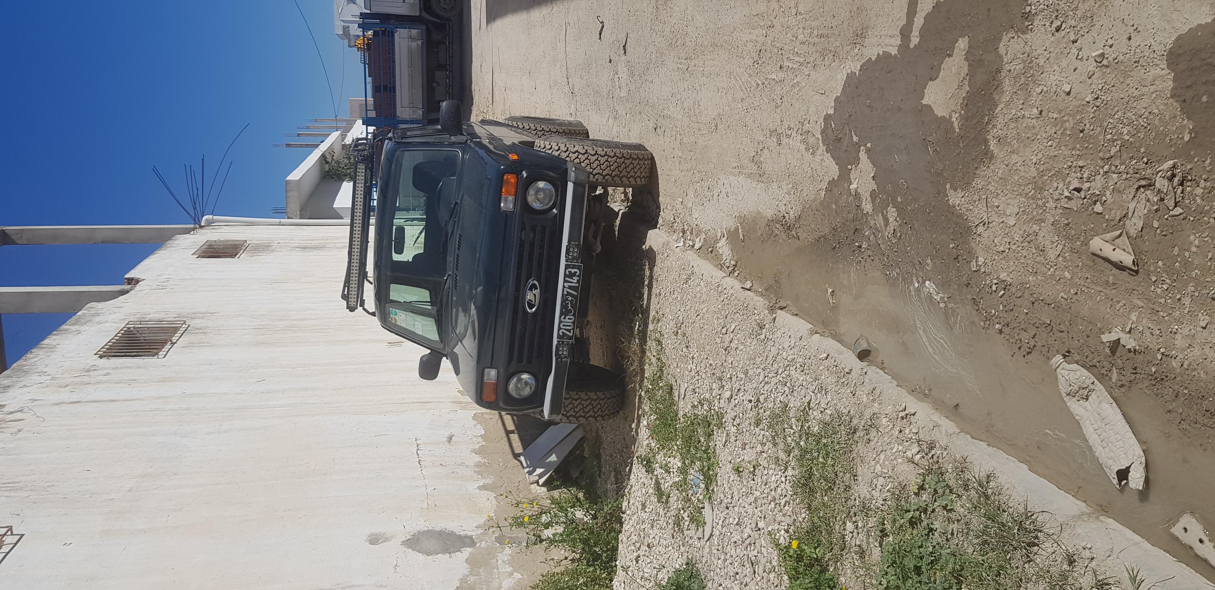 vente voiture occasion tunisie lada niva