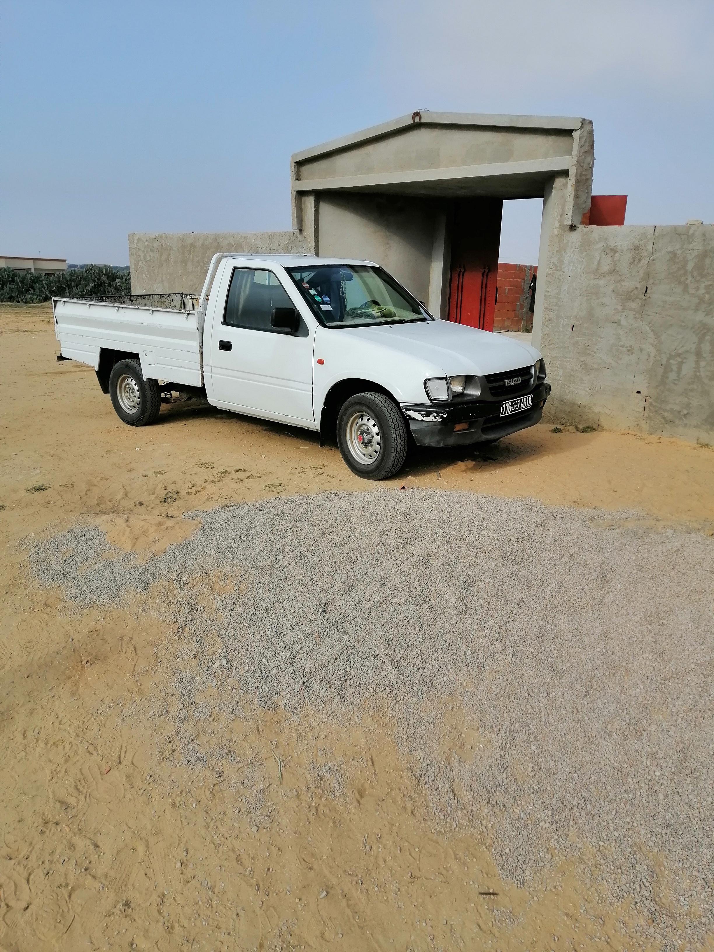 vente voiture occasion tunisie isuzu isuzu