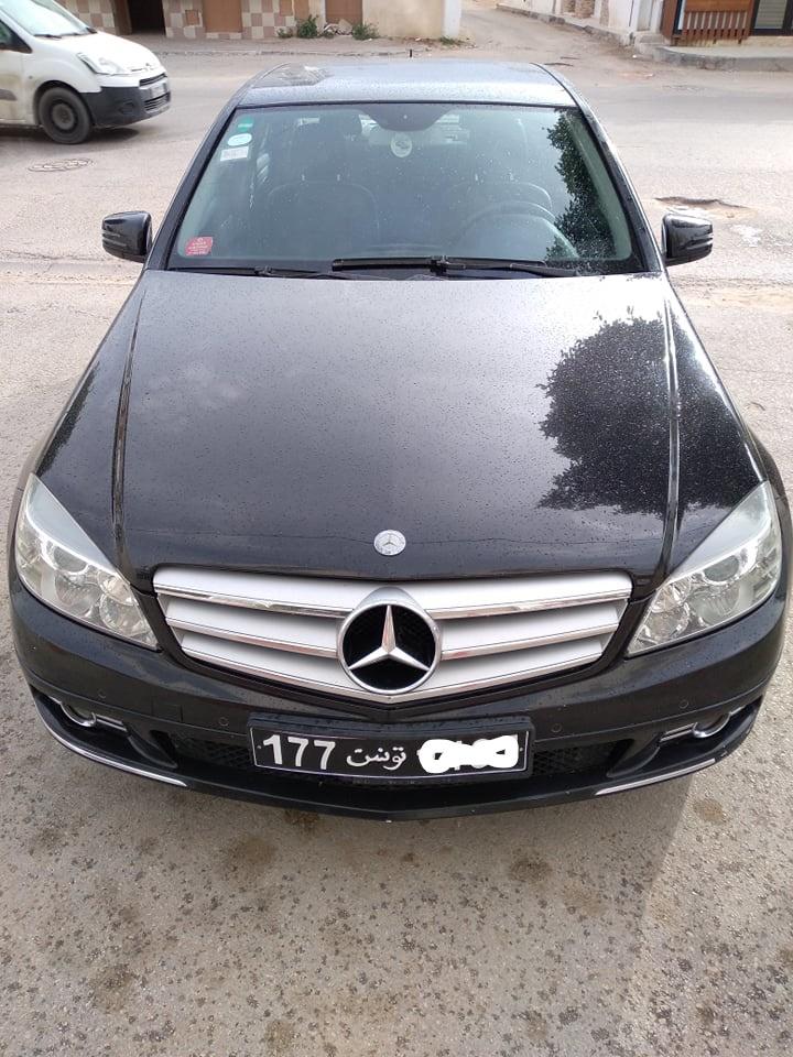 vente voiture occasion boite automatique tunisie mercedes classe c