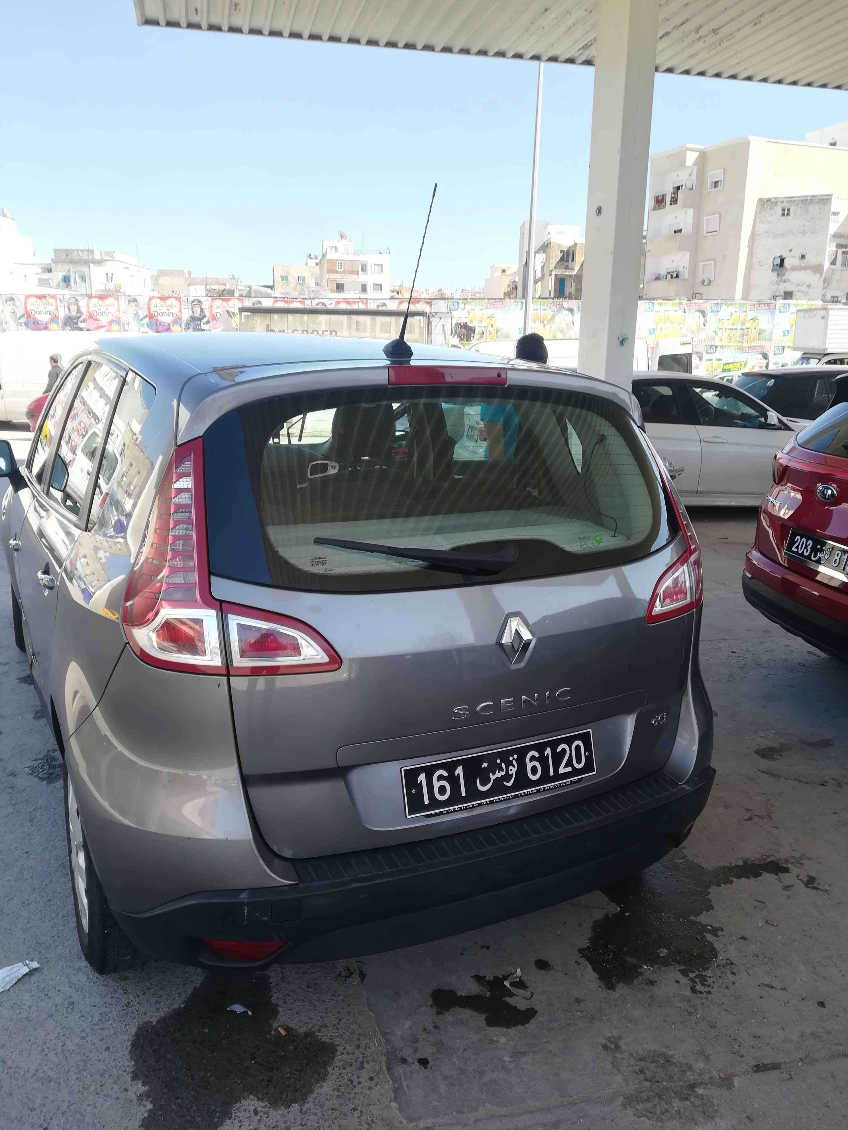 vente voiture occasion tunisie renault scenic