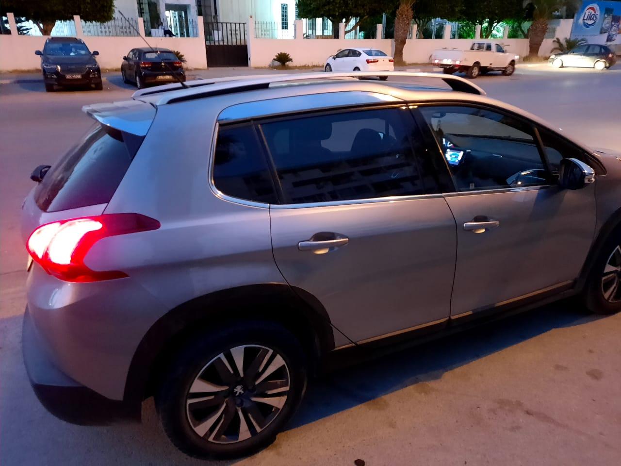 vente voiture occasion tunisie peugeot 2008