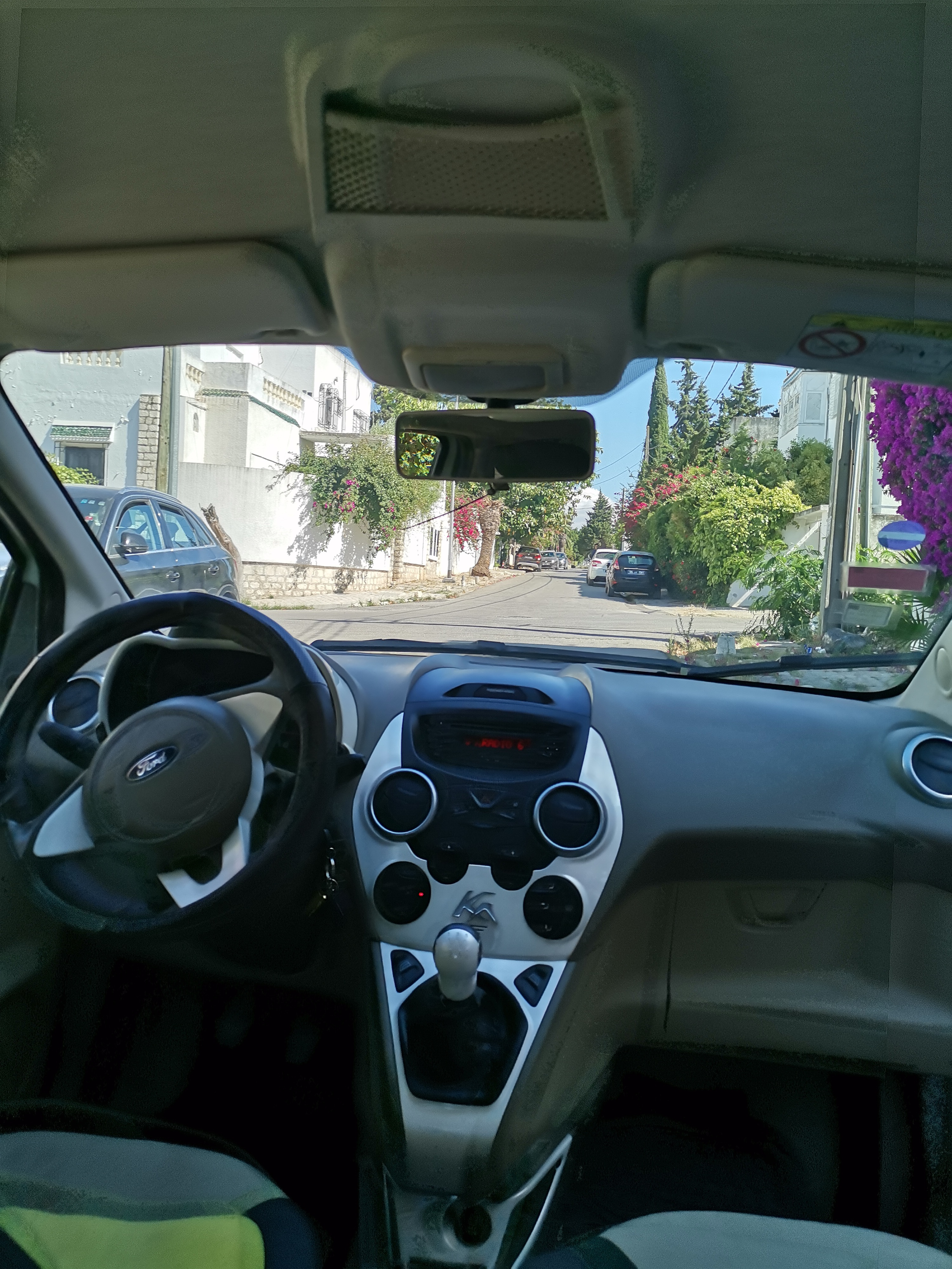 vente voiture occasion tunisie ford ka