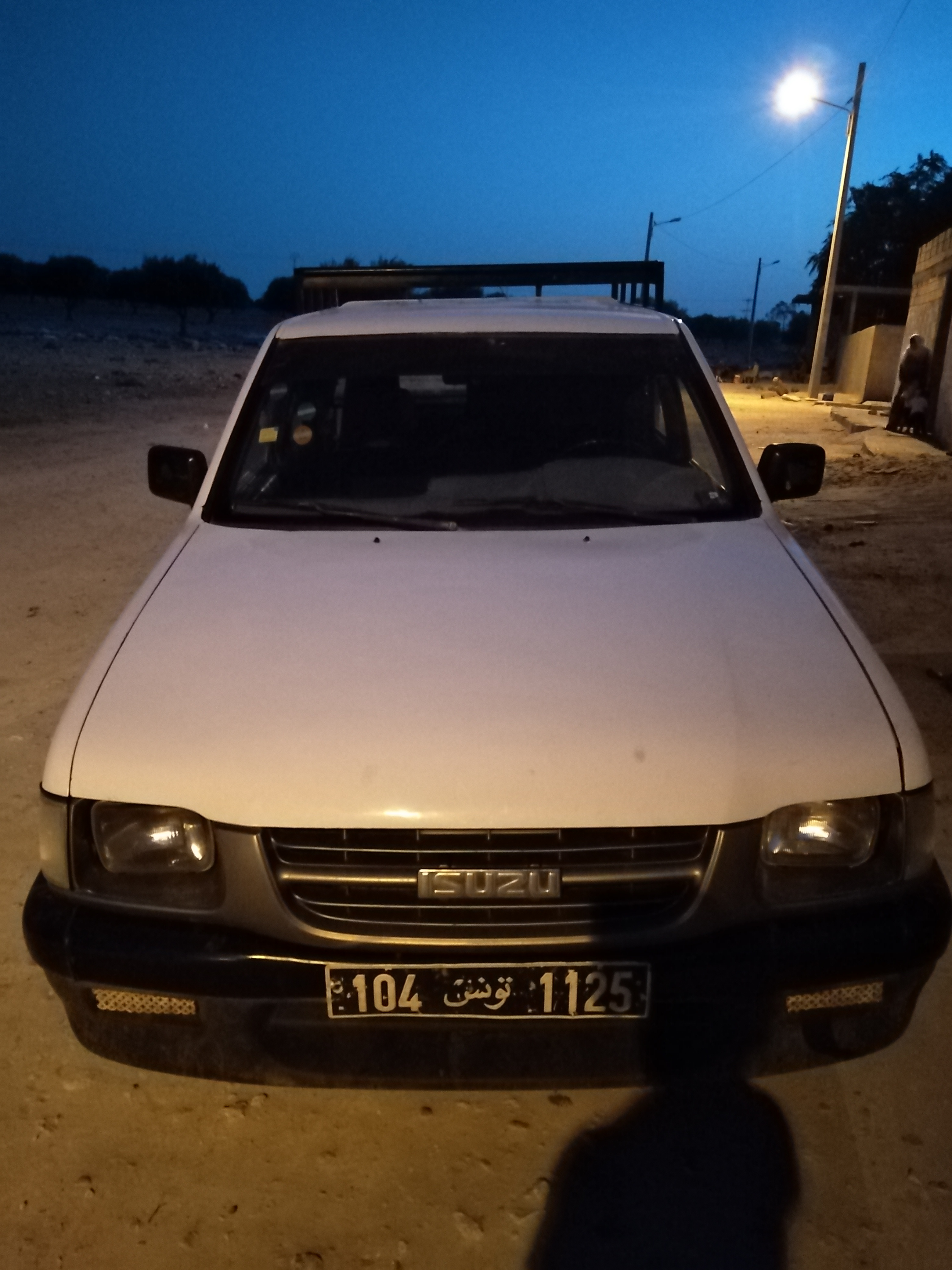 vente voiture occasion utilitaire tunisie isuzu isuzu