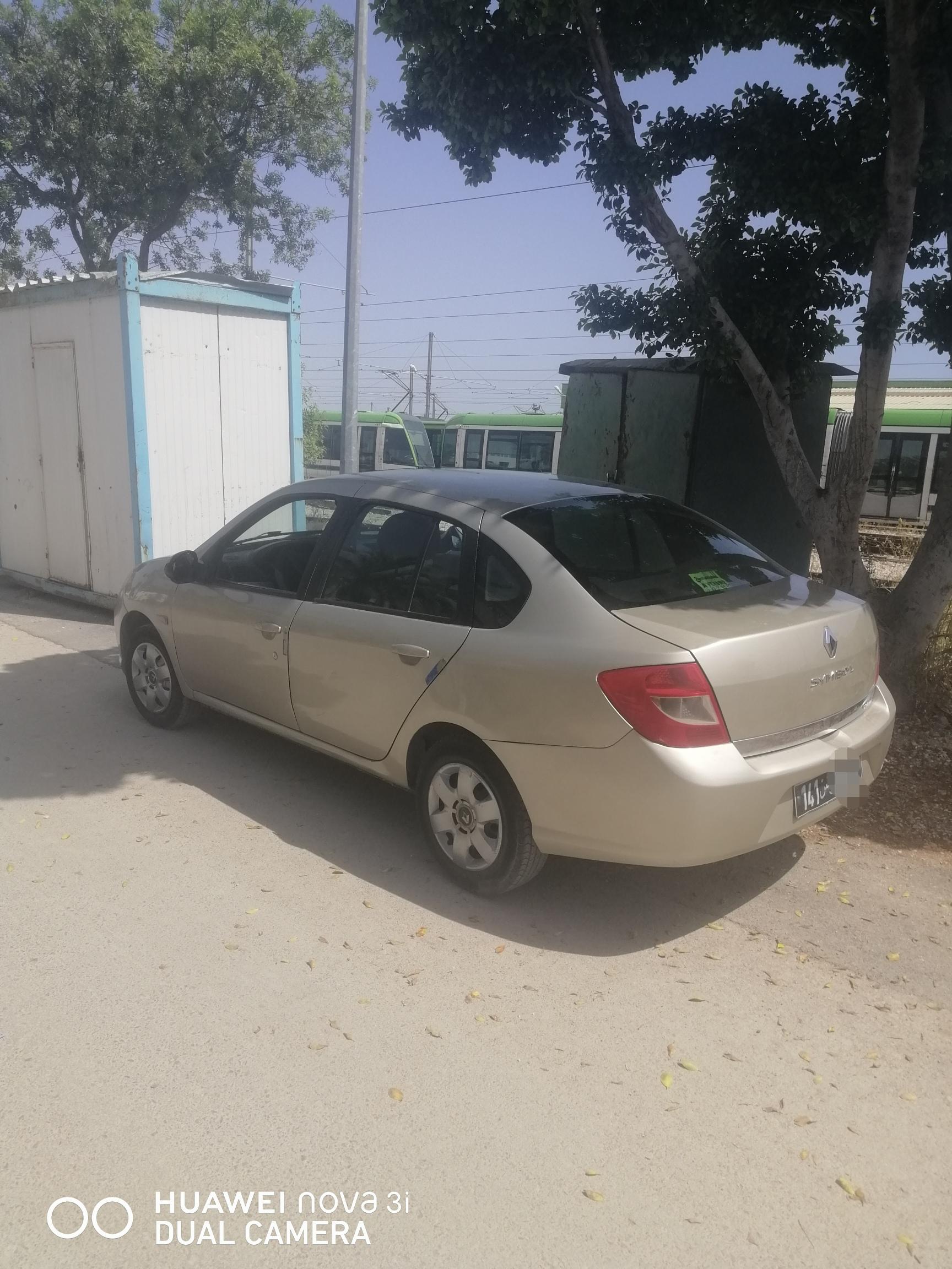 vente voiture occasion tunisie renault symbol