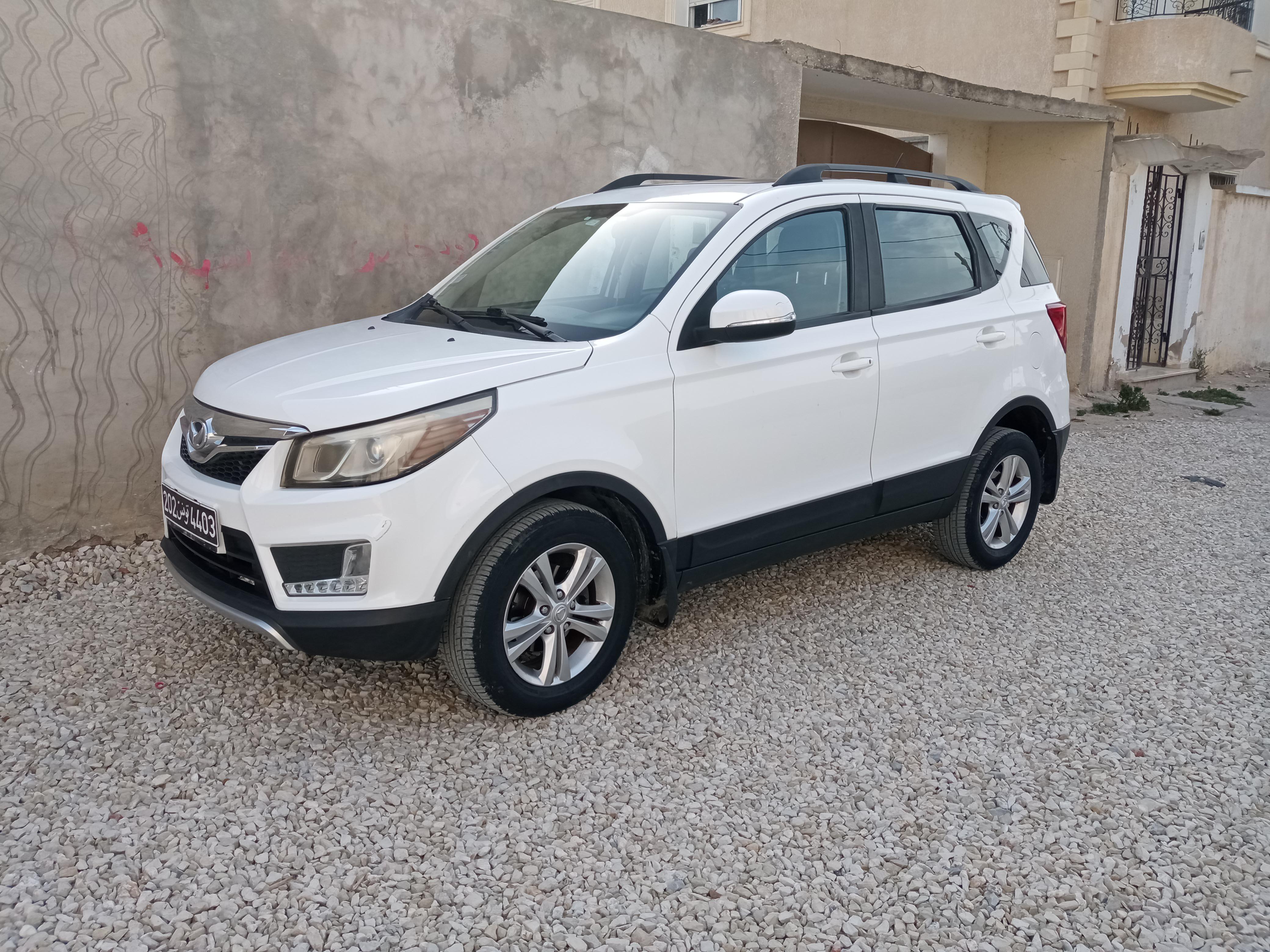 vente voiture occasion tunisie baic yx kenbo s2