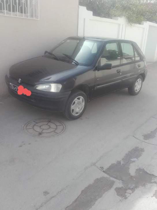 vente voiture occasion tunisie peugeot 106