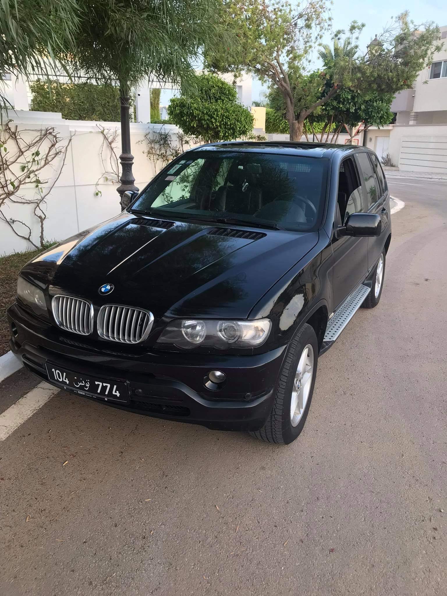 vente voiture occasion tunisie bmw x5