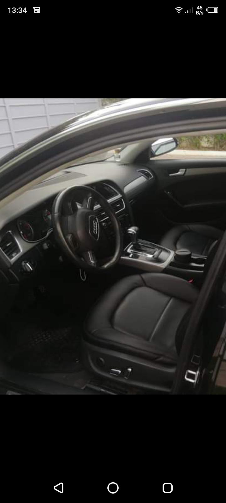vente voiture occasion boite automatique tunisie audi a4