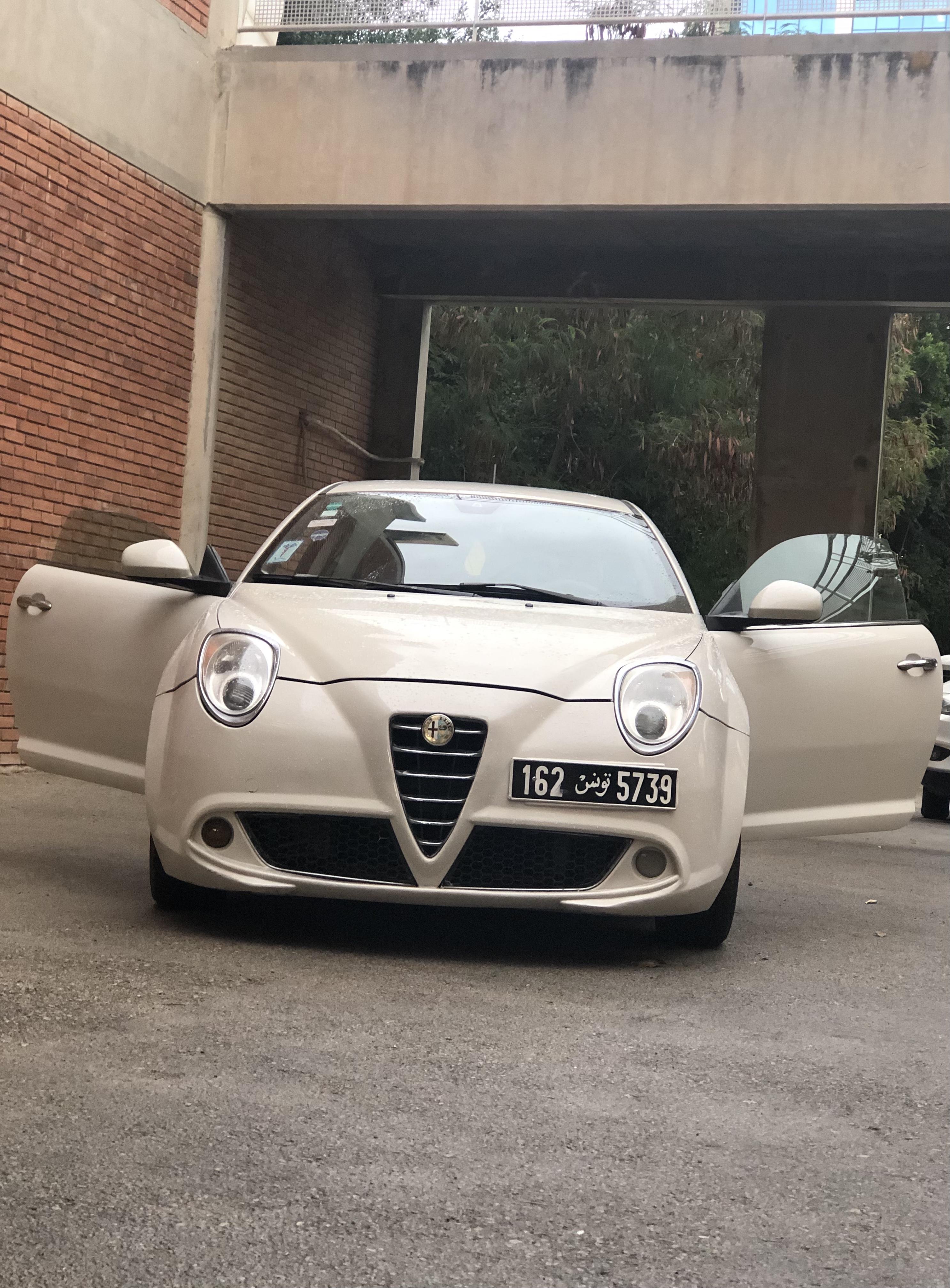 vente voiture occasion tunisie alfa romeo mita